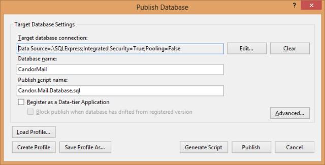 CreateDBProj-08-DeployPublish